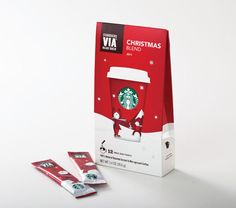 Creative Christmas themed Packaging Design examples