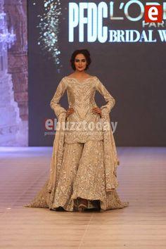 Ammara Khan Collection at PFDC L'Oréal Paris Bridal Week 2014