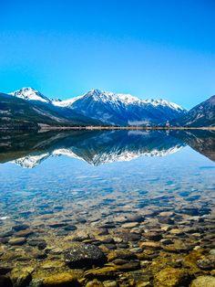 Twin Lakes, Colorado by imgur user VainJangling [2266x3021]