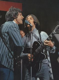 Ray and Dave Davies, The Kinks Dave Davies, You Really Got Me, The Kinks, Sibling Rivalry, 60s Music, Progressive Rock, Popular Music, Music Is Life, Rock Music