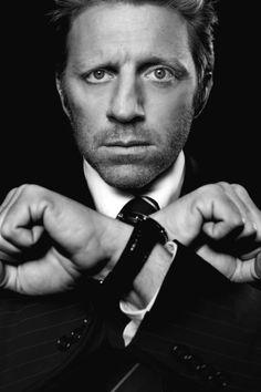 Boris Becker by Alex Schwander Photography