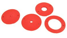 Sears craftsman triple cutter molding head set 3217 unused in jessem 4 piece insert ring set with pre drilled holes for jessem lifts router table toptools greentooth Gallery