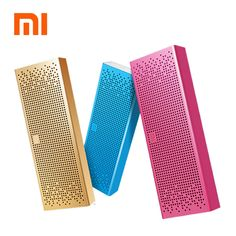 Cheap xiaomi mi bluetooth speaker, Buy Quality mi bluetooth speaker directly from China bluetooth speaker Suppliers: Original Xiaomi Mi Bluetooth Speaker Portable Wireless Mini Speaker Micro SD Card Aux in for IPhone and Android Phones Music Speakers, Hifi Speakers, Stereo Amplifier, Mini Wireless Speaker, Portable Speakers, Mp3 Music Player, Hands Free Bluetooth, Bluetooth Speakers, The Originals
