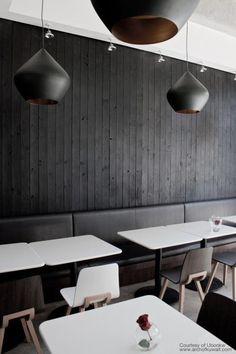 black timber, love the lighting,,