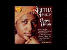 Amazing Grace - Aretha Franklin, Gospel Greats 1999 album