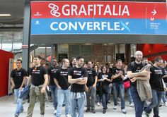 Invasione Pixartprinting a Grafitalia