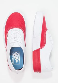 683167b2bc9 AUTHENTIC DX - Trainers - true white racing red - Zalando.co.uk