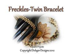 Freckles-Twin+bead+bracelet