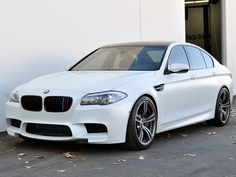 BMW M5 by EAS