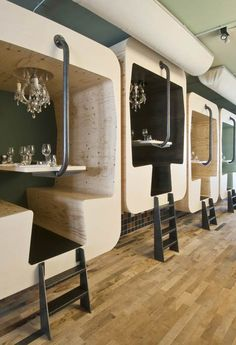 Fabbrica Pizzeria completed by Dutch design studio Tjep.