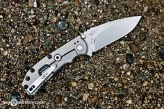Zero Tolerance 0550 Hinderer Design Folder