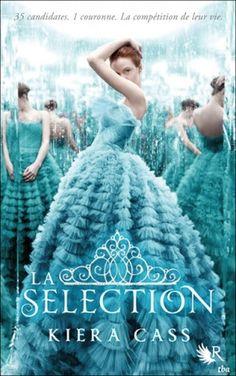 La Sélection de Kiera Cass   Ces livres ont l'air d'être juste génial! J'ai hâte de les lires !