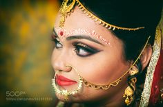 Bengali Bride by debbumba