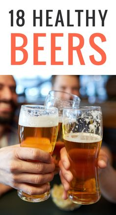 Enjoying a beer can help you reap some very surprising health benefits. For example, the phenols and antioxidants in beer could help in the prevention of cancer, and some wheat-rich beers could help you recover faster after a long run. The key, though, is moderation.