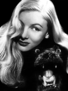 Veronica Lake-(November – July was an American film actress. Lake won both popular and critical acclaim, most notably for her role in Sullivan's Travels and for her femme fatale roles in film noir The Veronicas, Golden Age Of Hollywood, Vintage Hollywood, Hollywood Glamour, Classic Hollywood, Hollywood Icons, Hollywood Divas, Hollywood Star, Zooey Deschanel