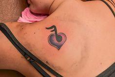 Tattoos Custom Color Tattoos