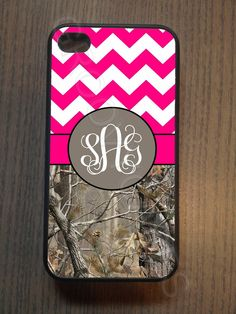 Monogram Hot Pink Chevron and Camo Rubber Case Fits iPhone Samsung Galaxy Fields Of Gold, Samsung Galaxy S3, Rubber Iphone Case, Teal Chevron, Purple Teal, Cute Wallpaper For Phone, Chevron Wallpaper, Lego, Ipod Cases