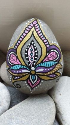 Beautiful & Unique Rock Painting Ideas , Let's Make Your Own Creativity