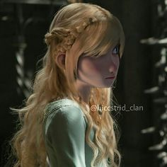 Astrid hair down Httyd Dragons, Dreamworks Dragons, Httyd 3, Disney And Dreamworks, How To Train Dragon, How To Train Your, Hiccup Y Astrid, Hicks Und Astrid, Princesse Disney Swag
