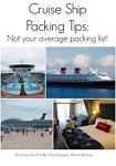 Not your average packing list! Going on vacation is SO exciting! The anticipation of the trip, planning your activities, watching the weather report! Packing....not always so much fun! Sometimes is...