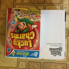 Free Box of Lucky Charms  from #General Mills  #SoPost ❤️ #freestuff #freebies #samples #free