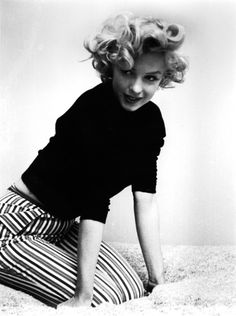 Marilyn Monroe photographed by Ben Ross, 1953. -