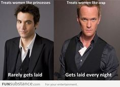 How I Met Your Mother Logic