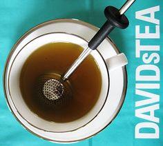 David's Tea-best tea ever. My friend got me addicted haha