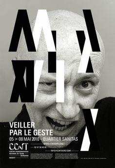 Veiller par le geste, 2010, Tours, par le studio Müesli