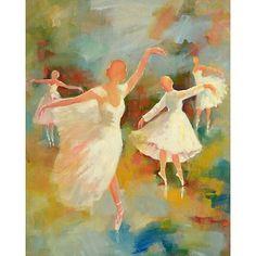 Ballet Gallery Wrap
