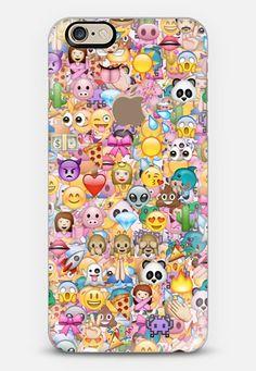 Emoji iPhone 6 case by Marta Olga Klara | Casetify