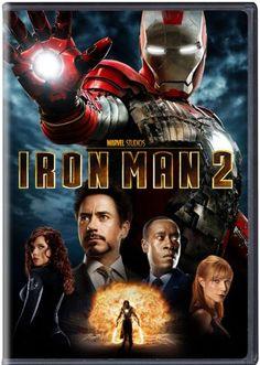 Iron Man 22010 con: Robert Downey Jr. DVD