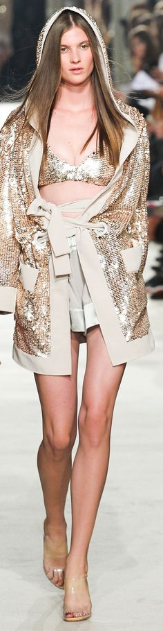Alexis Mabille Collection  Spring 2015 Ready-to-Wear