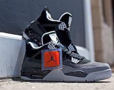Air Jordan 4   Fear | Release Date