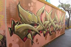 MELBOURNE GRAFFITI AUG 2015 | LAND OF SUNSHINE