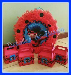 Piñata de Ladybug