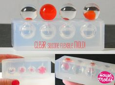 20 % OFF ON SALE 15 mm Multi Sphere Clear Mold4 by HOUSEOFMOLDS