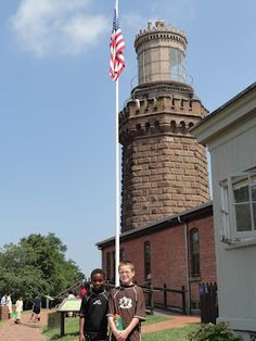 Navesink Twin Lighthouses, Atlantic Highlands, NJ