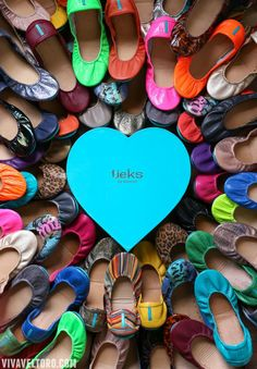 So many reasons to love Tieks ballets flats! Come see why Tieks shoes are the perfect gift for her!