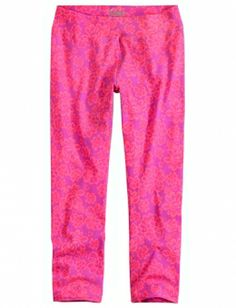Justice Clothes for Girls Outlet | Lace Printed Leggings | Girls Leggings Clothes | Shop Justice