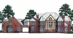 Grand Estate Home - 7209DS | 2nd Floor Master Suite, Bonus Room, Butler Walk-in…