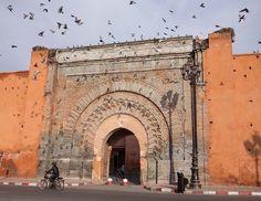 The town wall of Marrakech with Bab Agnaou! #Marrakech #morocco #instamarroco #goontravel #instatravel #travel #travelblog #travelblogger #reise #reisen #reiseblog #fernweh #wanderlust #africa #africalove #travelblogger by goontravel.de