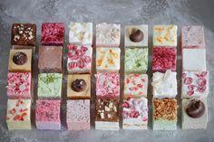 Marshmallow wedding treats from The London Marshmallow Company