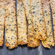 Egy finom Szezámos-mákos keksz ebédre vagy vacsorára? Szezámos-mákos keksz Receptek a Mindmegette.hu Recept gyűjteményében!