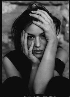 Monica Bellucci  Photo by Fabrizio Ferri