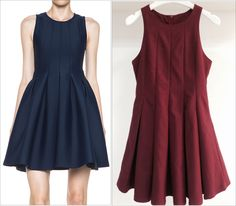 High Quality Polyester Dress.Can show you swatch for color choice.Welcome to inquiry:bomiclothing@gmail.com.