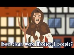 Viral Gaming Videos - How clean were Medieval people? Middle Ages History, European People, Dollar Shave Club, The Daily Show, Alternate History, Medieval Times, Dark Ages, Barbarian, History Books