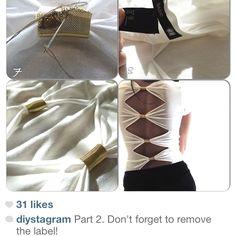 ...DIY shirt part 2.