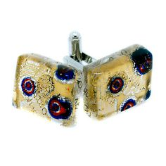 Murano Cufflinks ▷ 5.5£ | Dealsan Sterling Silver Cufflinks, Murano Glass, Cuff Bracelets, Jewelry, Jewlery, Jewerly, Schmuck, Jewels, Jewelery