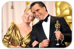 Meryl Streep and 9 other suggestions for Romney's V.P. #TheDailySpin